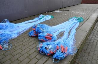 Nets ready for use © Anetta Ameryk/Morski Instytut Rybacki